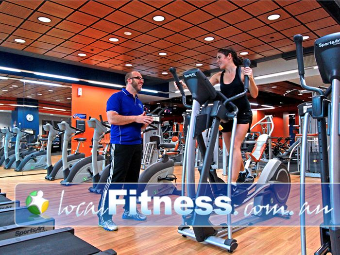 Plus Fitness 24/7 Flinders St South Melbourne Gym Fitness Melbourne personal trainers can
