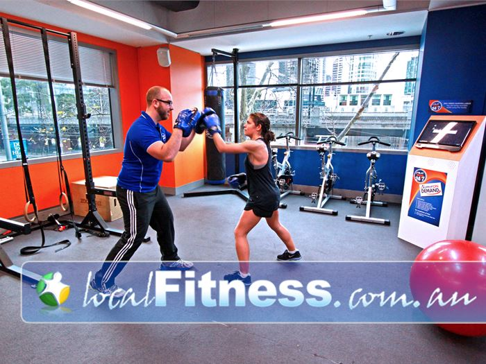 Plus Fitness 24/7 Flinders St South Melbourne Gym Fitness Ask our Melbourne personal