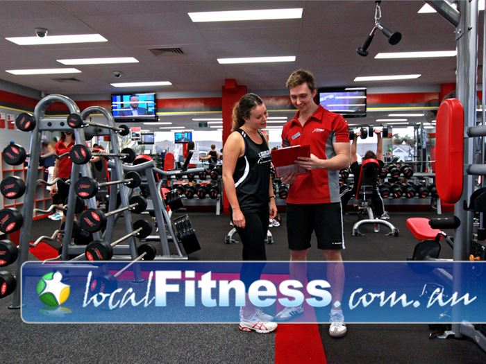 Snap Fitness Gym Mount Gravatt  | Welcome to the revolution of Snap Fitness 24
