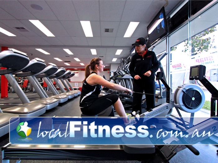 Snap Fitness Holland Park Include indoor rowing into your 24 hour training.