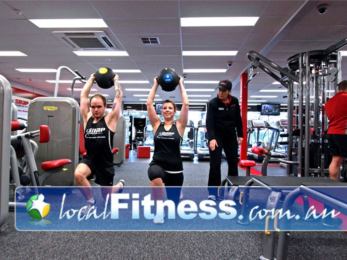 Snap Fitness Holland Park Fast track your progress with affordable Holland Park personal training.