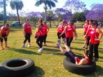 Outdoor bootcamp programs helps get the entire community
