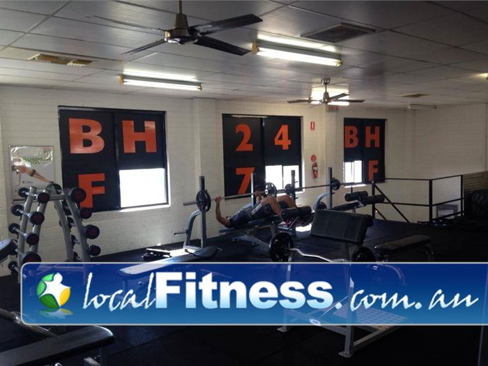 Bulleen Health and Fitness Bulleen With over 1000's pieces of equipment, our Bulleen gym is equipped for strength training.