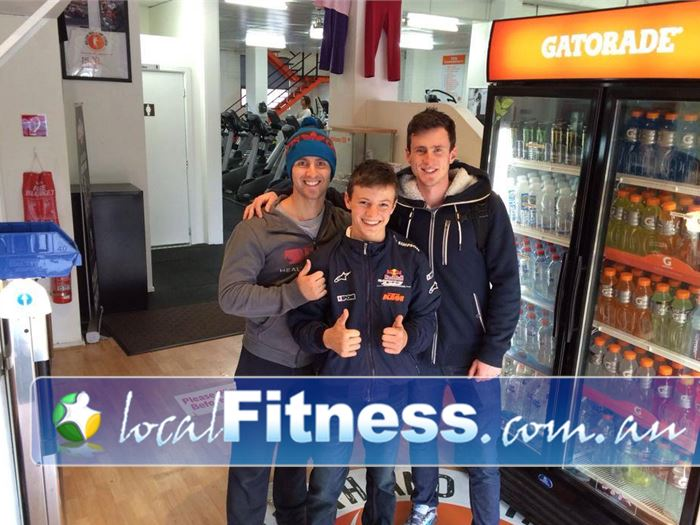 Bulleen Health and Fitness Bulleen Our friendly members love to work out at Bulleen Health and Fitness.