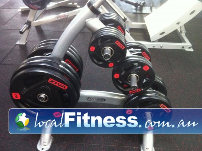 Bulleen Health and Fitness Near Templestowe Lower We have plenty of heavy duty plates.