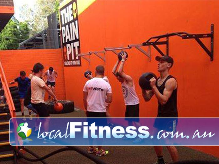 Bulleen Health and Fitness Near Templestowe Lower Our outdoor functional training circuits.