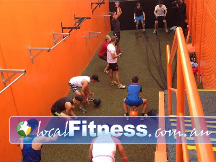Bulleen Health and Fitness Near Doncaster The Pain Pit is popular among our athlete clients.