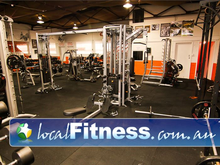Bulleen Health and Fitness Gym Mitcham  | Our Bulleen gym includes over 1000 pieces of