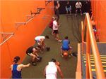 The hard core pain pit circuit classes in