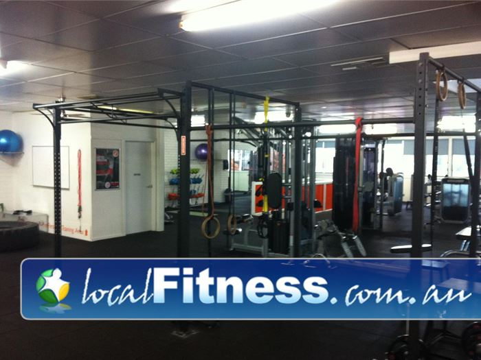 Bulleen Health and Fitness Bulleen Our functional training matrix can be used 24 hours a day.