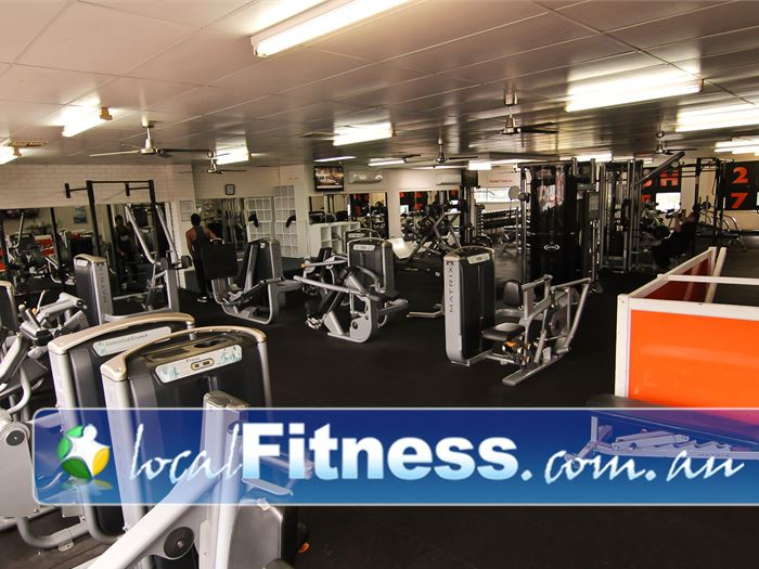 Bulleen Health and Fitness Bulleen Our multi-level gym includes over 1000 pieces of equipment.