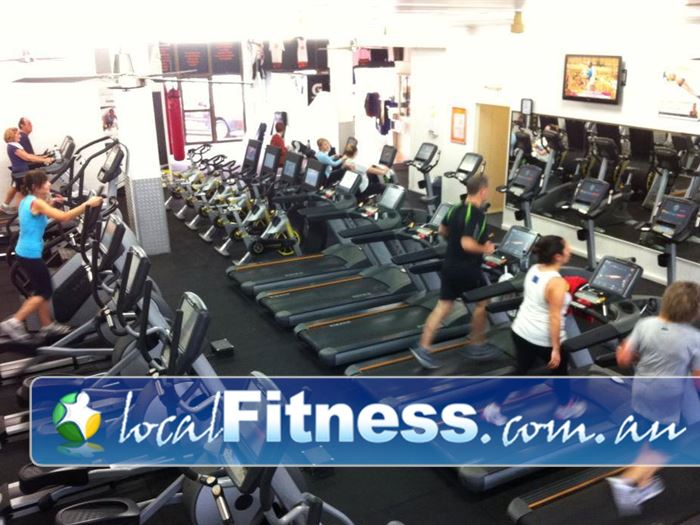 Bulleen Health and Fitness Near Doncaster 24 hour Bulleen gym access to treadmills, cross-trainers, cycle bikes and more.