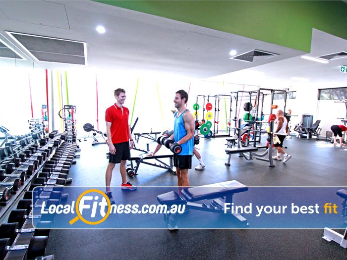 Ashburton Pool & Recreation Centre Gym Box Hill South  | Welcome to the redeveloped Ashburton pool and gym.