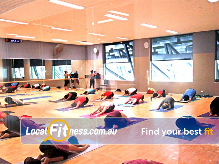 Ashburton Pool & Recreation Centre Gym Mount Waverley  | Over 100 classes per week including Ashburton Barre,