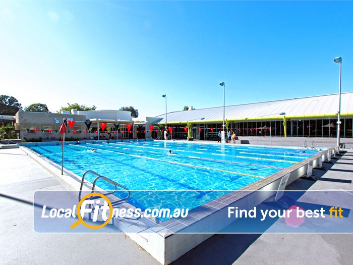 Ashburton Pool & Recreation Centre Gym Caulfield South  | enjoy the best of both worlds, 25 indoor