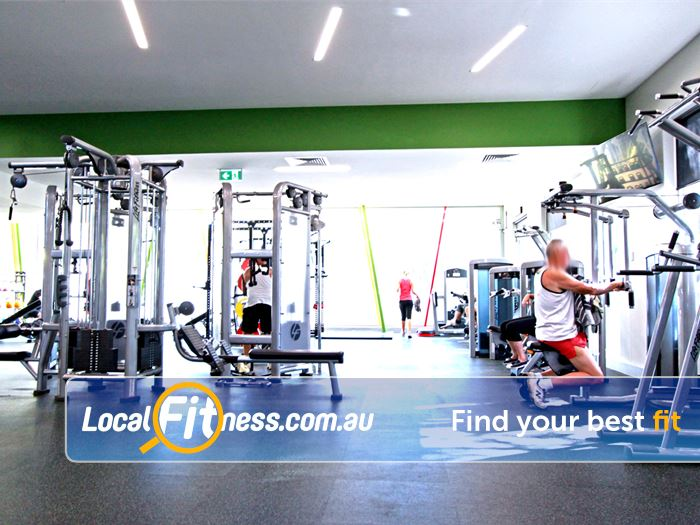 Ashburton Pool & Recreation Centre Carnegie Gym Fitness Our Ashburton gym includes a