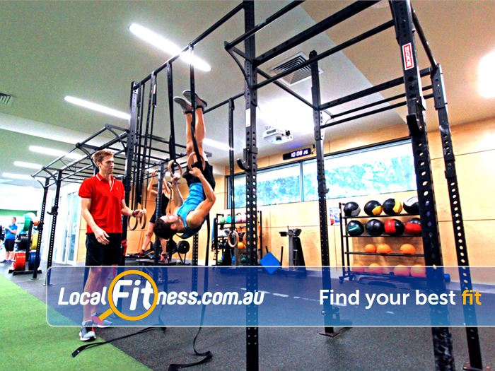 Ashburton Pool & Recreation Centre Ashburton Gym Fitness Try our new range of functional