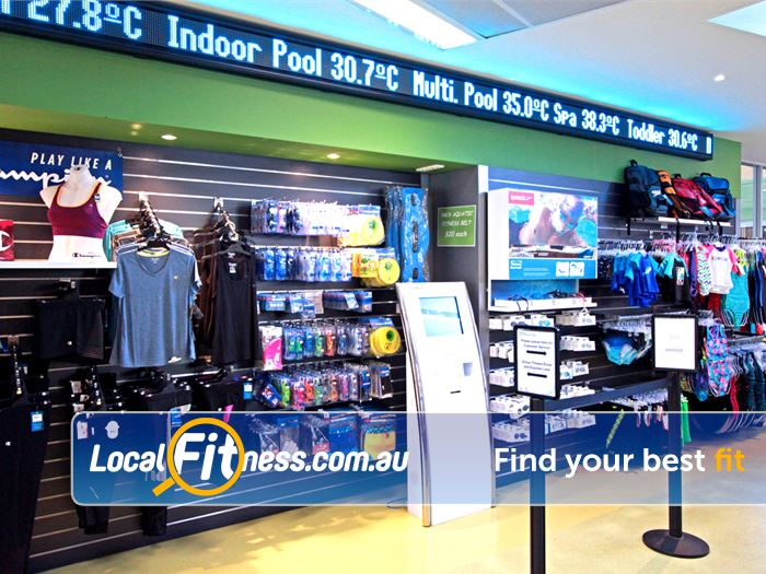 Ashburton Pool & Recreation Centre Chadstone Gym Fitness A great selection of swim wear