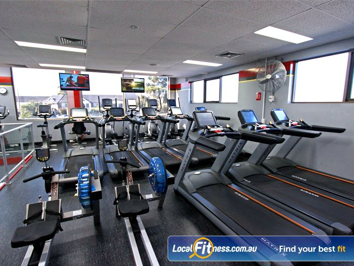 Snap Fitness Sandringham Gym Fitness State of the art cardio with