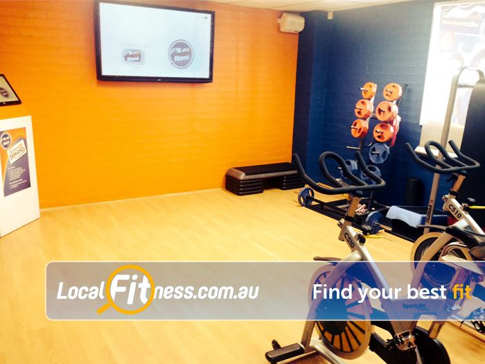 Plus Fitness 24/7 Near Warwick Farm 100's of classes to choose from with classes-on-demand.