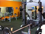 Plus Fitness 24/7 Moorebank Gym Fitness Heavy duty power and squat