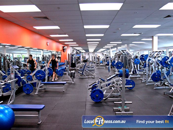 Goodlife Health Clubs Gym Hindmarsh  | Goodlife North Adelaide gym offers a convenient location