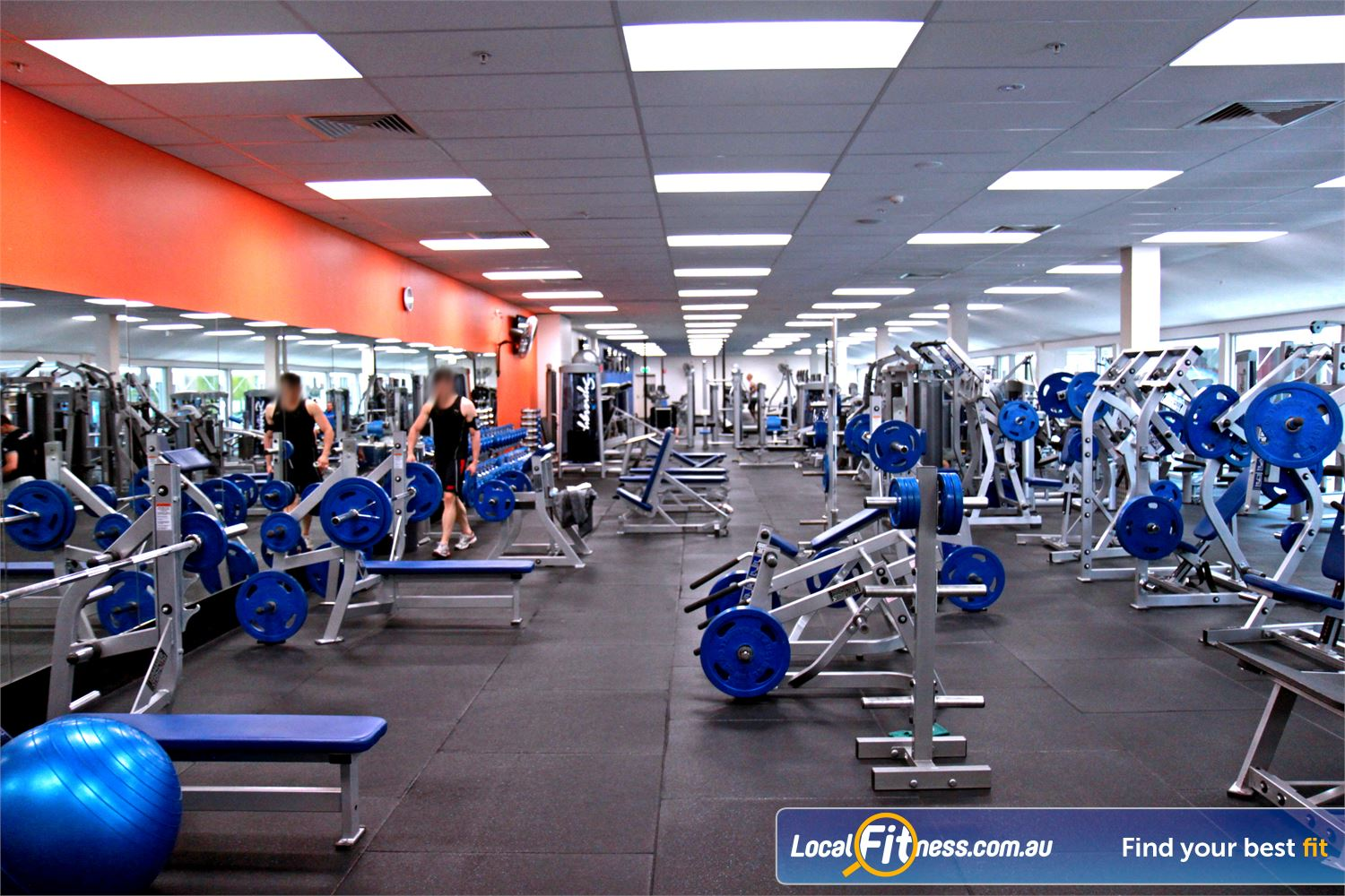Goodlife Health Clubs North Adelaide Goodlife North Adelaide gym offers a convenient location with a fabulous cosmopolitan atmosphere.