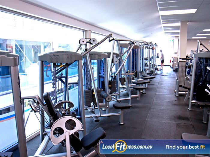 Goodlife Health Clubs Gym Hindmarsh  | The North Adelaide gym includes an extensive selection