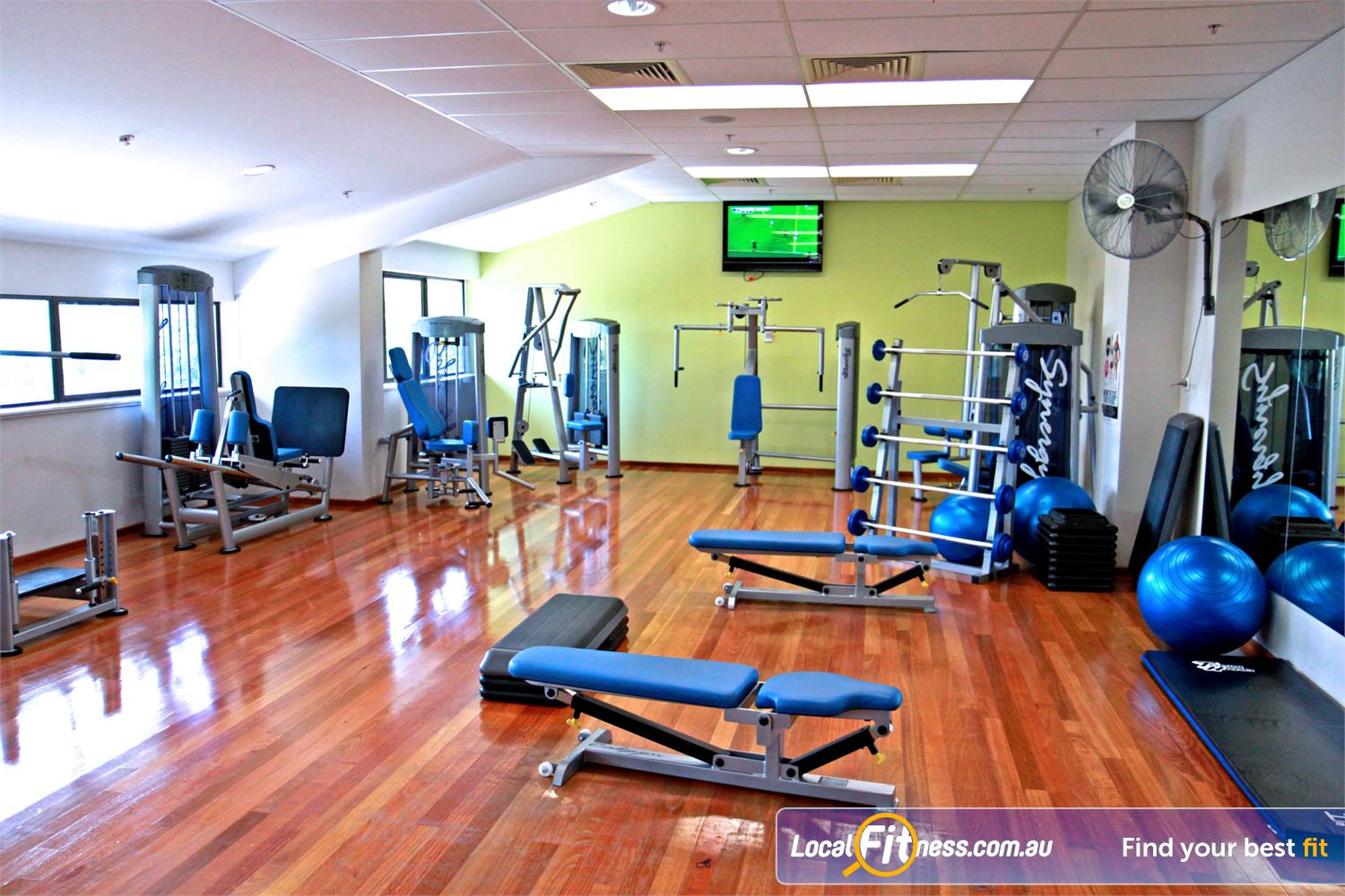 Goodlife Health Clubs Near Bowden Our North Adelaide ladies gym is fully equipped for cardio and strength.