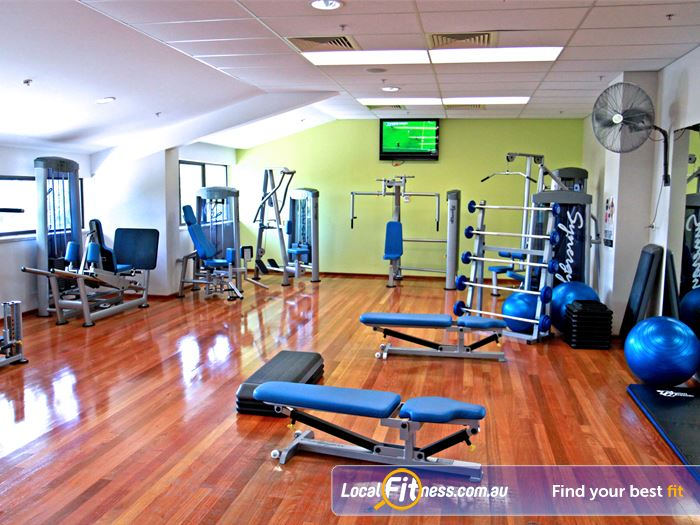 Goodlife Health Clubs Gym North Adelaide  | Our North Adelaide ladies gym is fully equipped