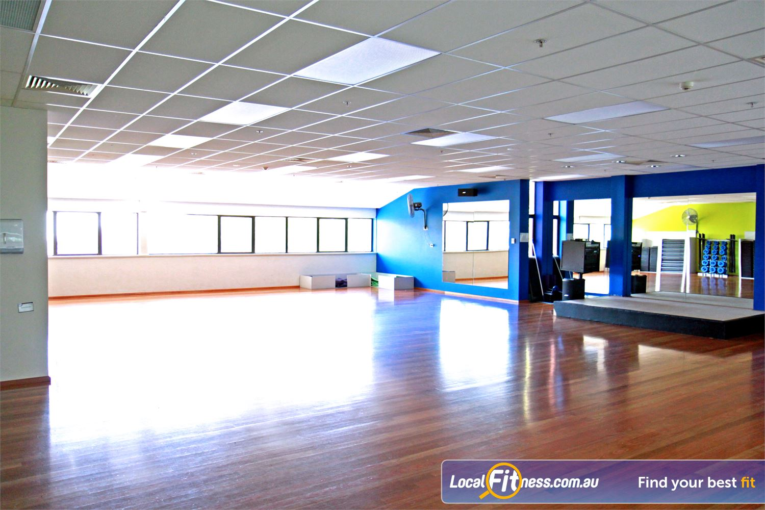 Goodlife Health Clubs Near Bowden Enjoy popular group fitness classes such as Pilates and North Adelaide Yoga.