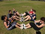 Step into Life Templestowe Outdoor Fitness Outdoor Step into Life outdoors in the