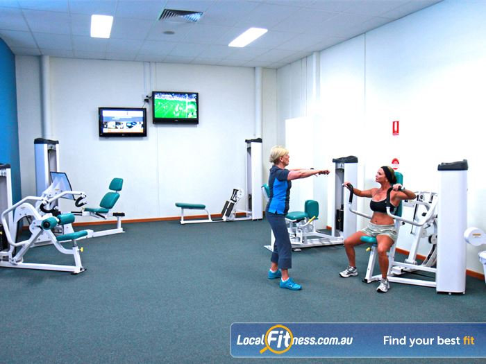 Fernwood Fitness Gym Waurn Ponds  | Our Waurn Ponds womens gym is conveniently located