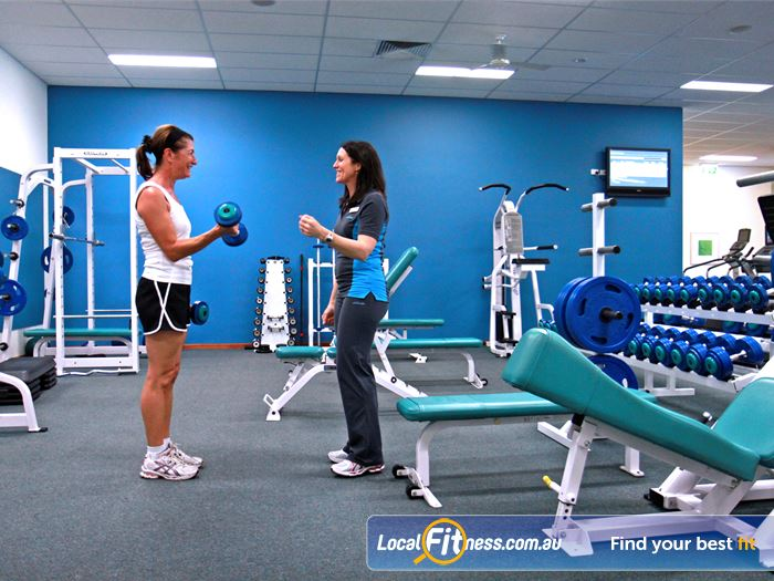 Fernwood Fitness Gym Geelong  | Our Waurn Ponds women's gym strength training programs