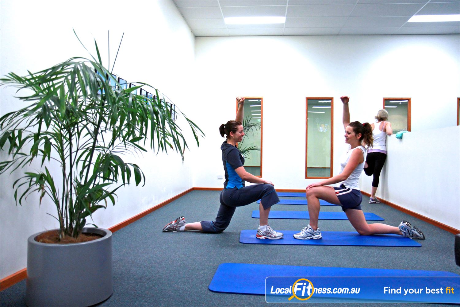 Fernwood Fitness Waurn Ponds Fernwood Waurn Ponds trainers will create a enjoyable stretching and ab program to suit you.
