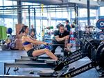 Goodlife Health Clubs Bellfield Gym Fitness Get a high-intensity rowing