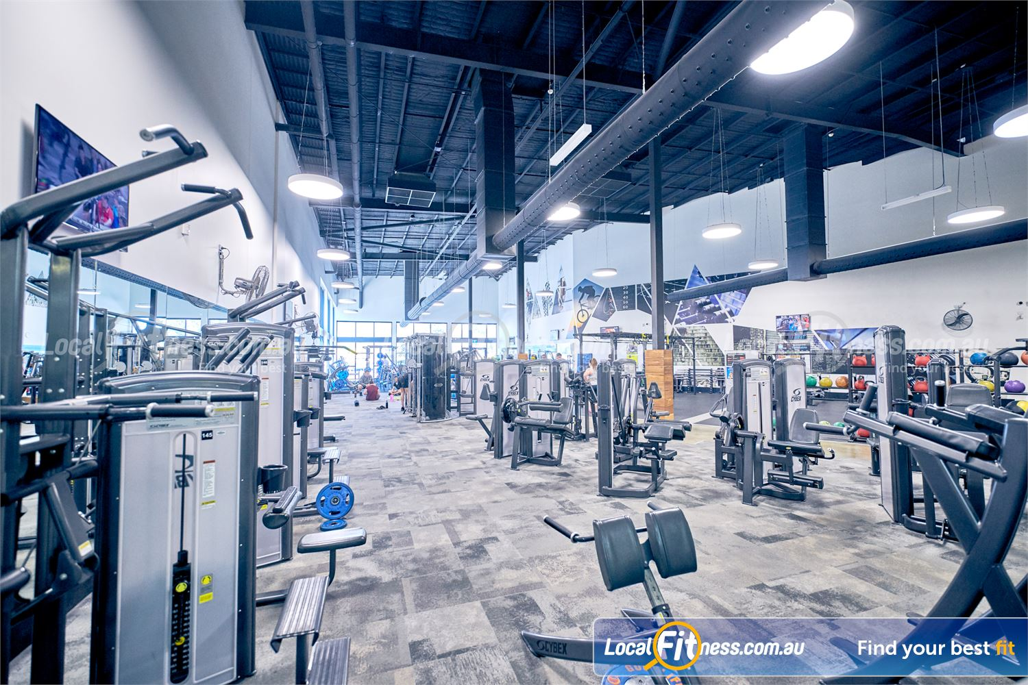 8790095d13 Goodlife Health Clubs Preston Our Preston gym includes a full range of pin-loaded  equipment