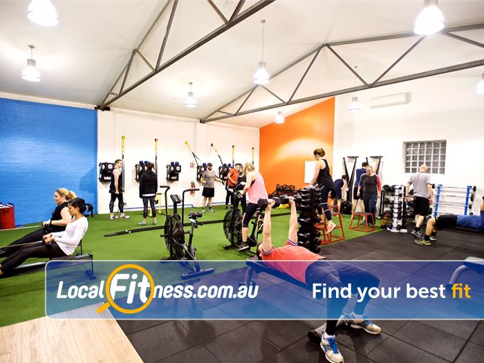 Fit Strong Training Gym Box Hill South  | Fit Strong is a brand new Group Fitness