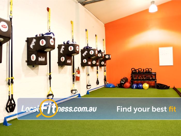 Fit Strong Training Gym Box Hill South  | Equipped for Crossfit, suspension training and high intensity