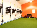 Equipped for Crossfit, suspension training and high intensity