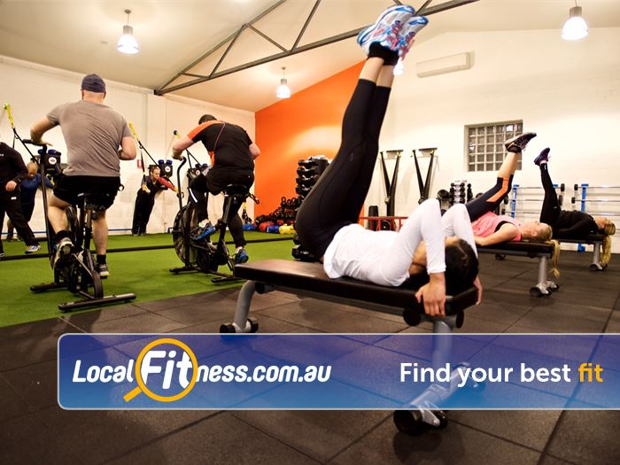 Fit Strong Training Gym Burwood  | The latest equipment and the latest training techniques.