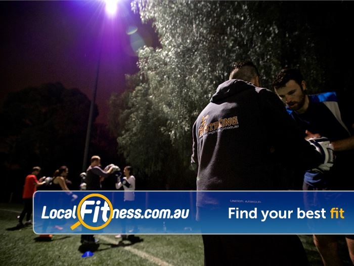 Fit Strong Training Hawthorn East Personal Training Studio Fitness During the summer months, we