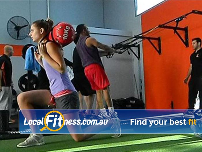 Fit Strong Training Camberwell Personal Training Studio Fitness Enjoy happier and fitter