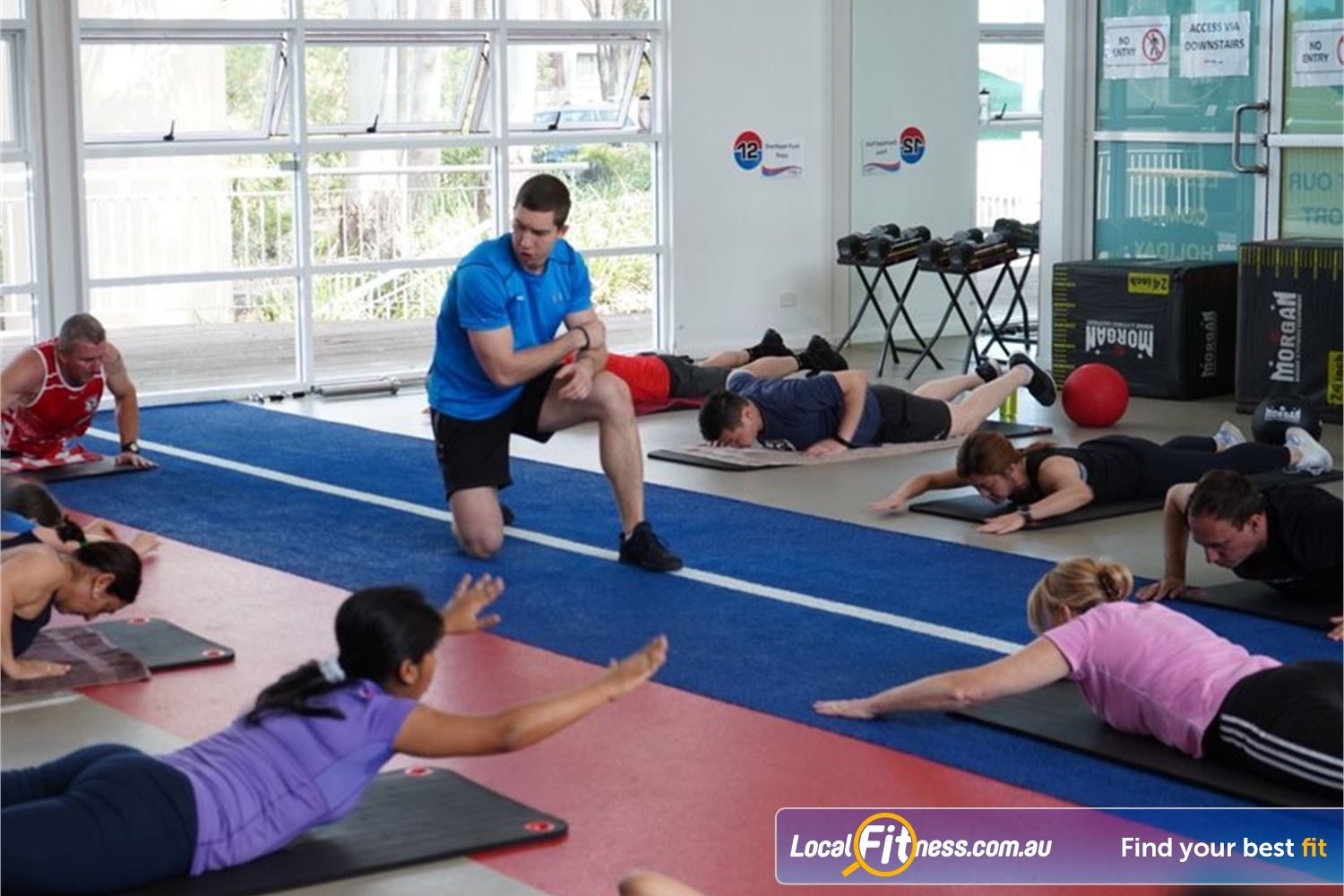 North Ryde Fitness & Aquatic North Ryde Join the family at North Ryde Fitness + Aquatic.