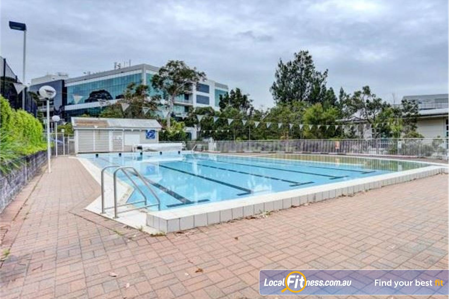 North Ryde Fitness & Aquatic North Ryde Take a dip in our multi-lane North Ryde swimming pool.