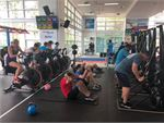 North Ryde Fitness & Aquatic North Ryde Gym Fitness HighLow HIIT training is a