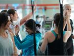 North Ryde Fitness & Aquatic North Ryde Gym Fitness High 5's all round after