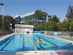 North Ryde Fitness & Aquatic North Ryde Gym Fitness Outdoor lap lane swimming at
