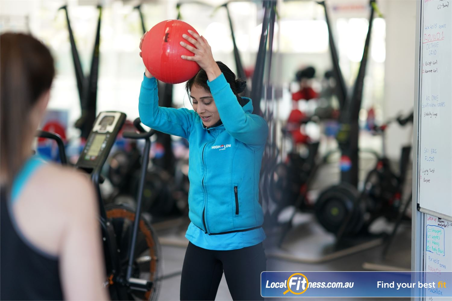 North Ryde Fitness & Aquatic North Ryde Our North Ryde personal trainers will help you get results faster.