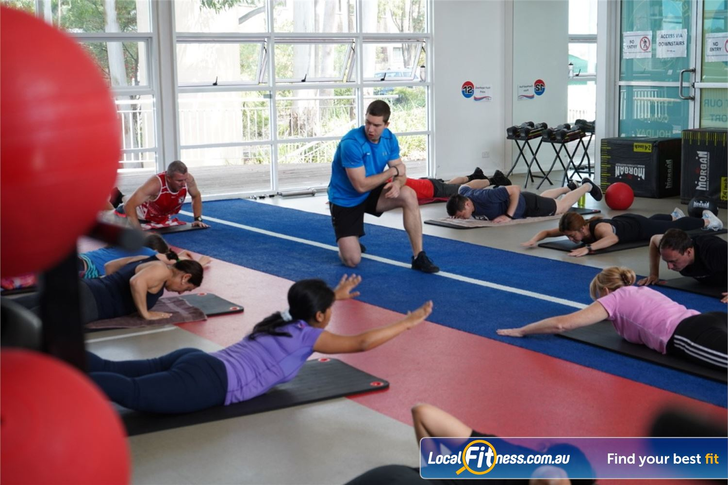 North Ryde Fitness & Aquatic North Ryde North Ryde Fitness + Aquatic is the most versatile gym you can imagine.